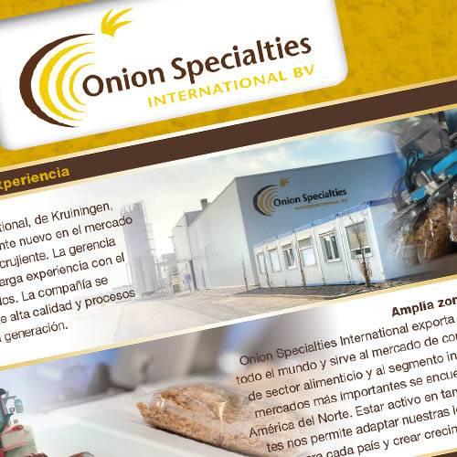 Onion Specialties